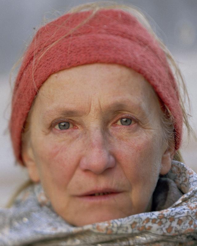JoAnn Verburg, Antonietta, 2009, 9 x 7 inches, edition of 10