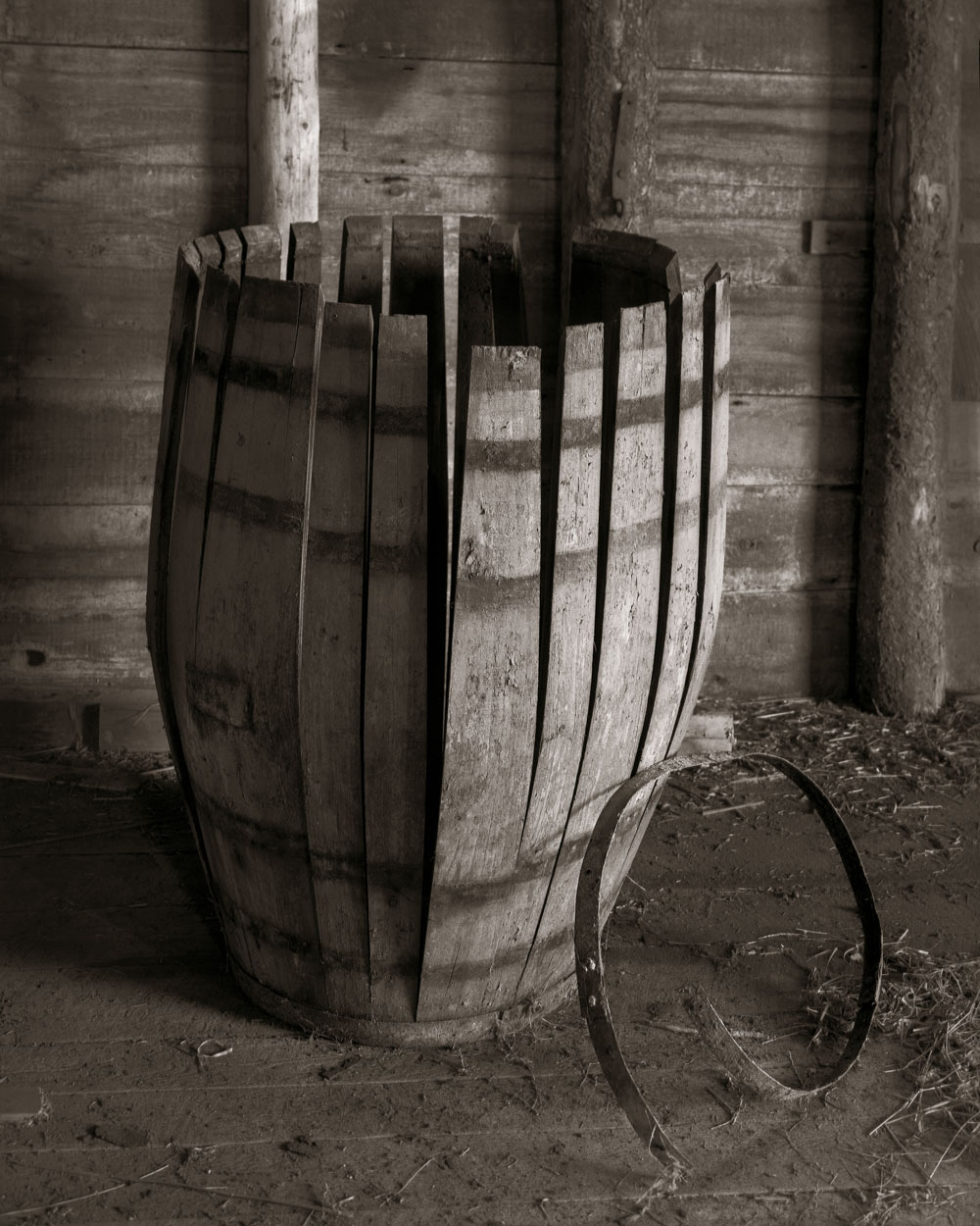 Linda Connor, Barrel and Spiral, 2006