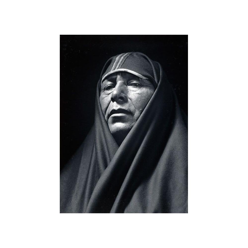 Ansel Adams, A Man of Taos, Tony Lujan, 1929/1977
