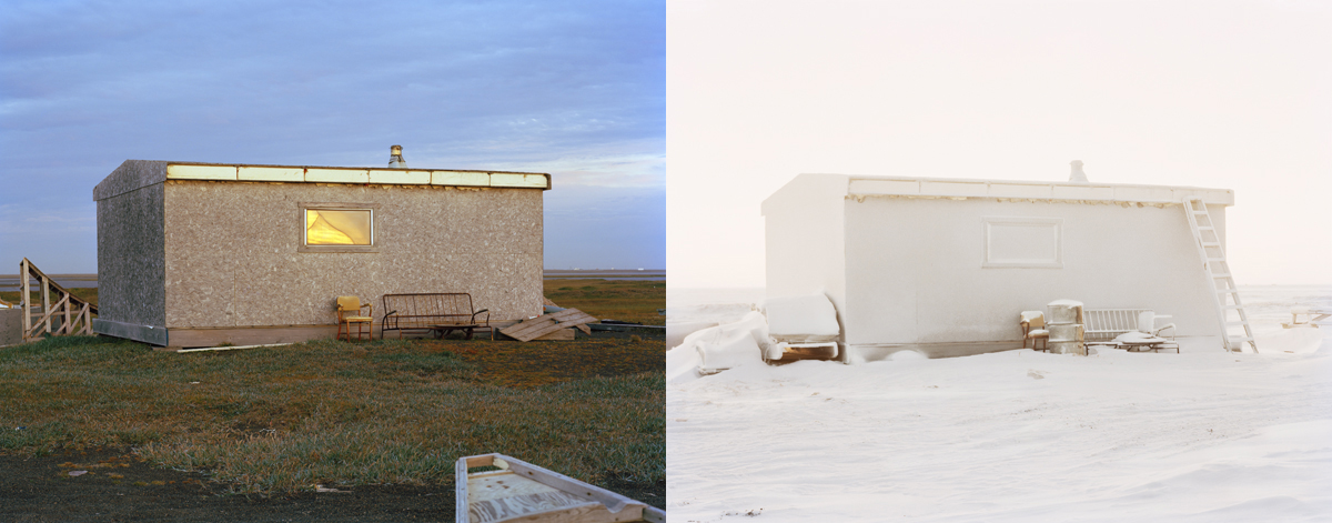 Eirik Johnson, Barrow Cabin 03
