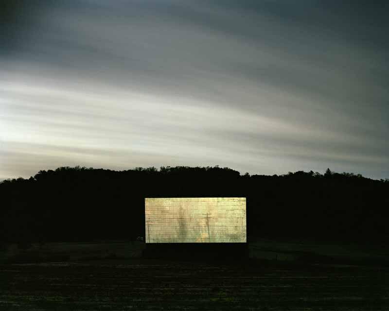 Eirik Johnson, Starlite Drive-In, Roseburg, Oregon, 2006