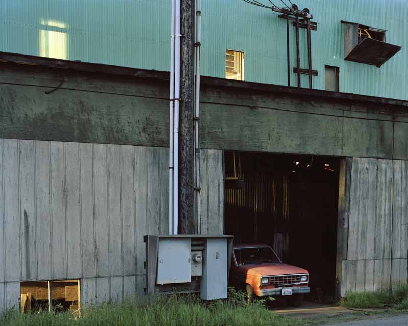 Eirik Johnson, Mill, Aberdeen, Washington, 2007