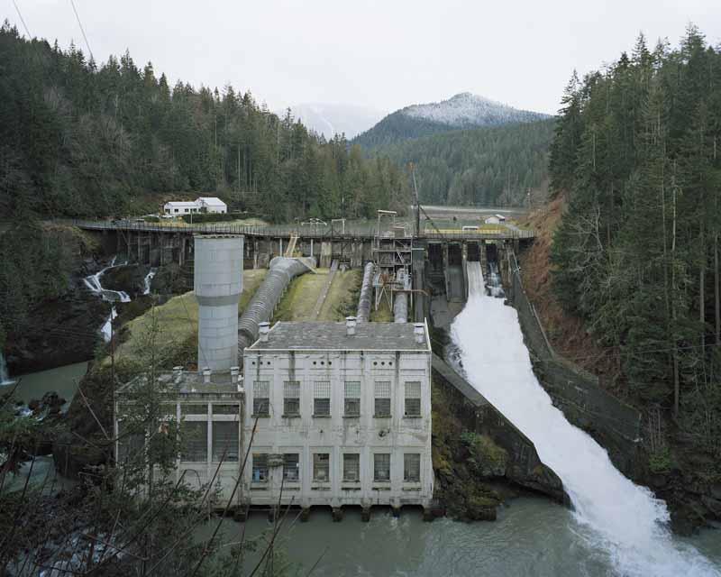 Eirik Johnson, Elwha River Dam, Washington, 2008