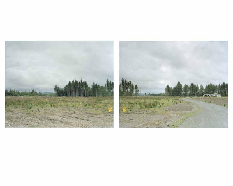 Eirik Johnson, Willapa Sands Estates, South Bend, Washington, 2007