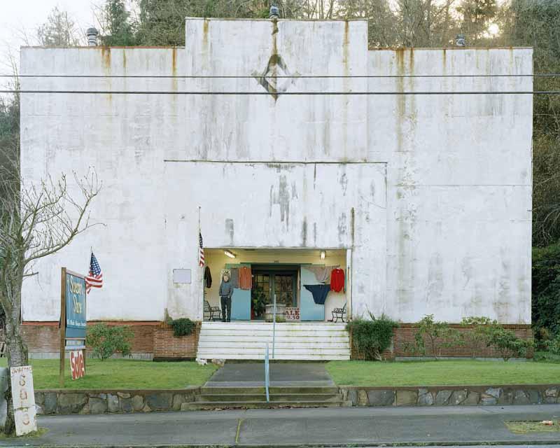 Eirik Johnson, The Sweater Store, South Bend, Washington, 2005