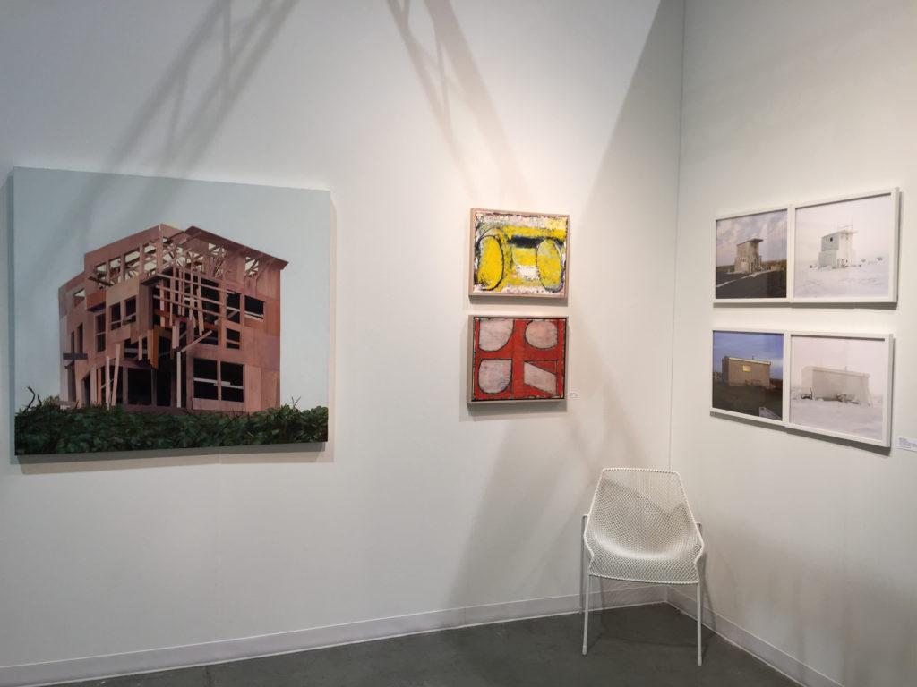 G. Gibson Gallery Seattle Art Fair, Booth 408