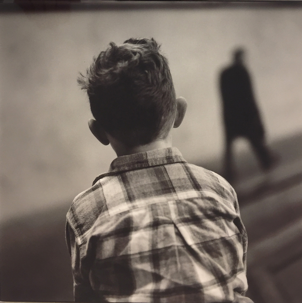 Keith Carter, Liam, 1996, toned gelatin silver print, 10 x 10 inches, edition of 5, price on request