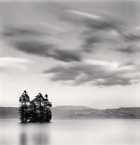 Michael Kenna, Erhai Lake, Study 9, Yunnan, China, 2014