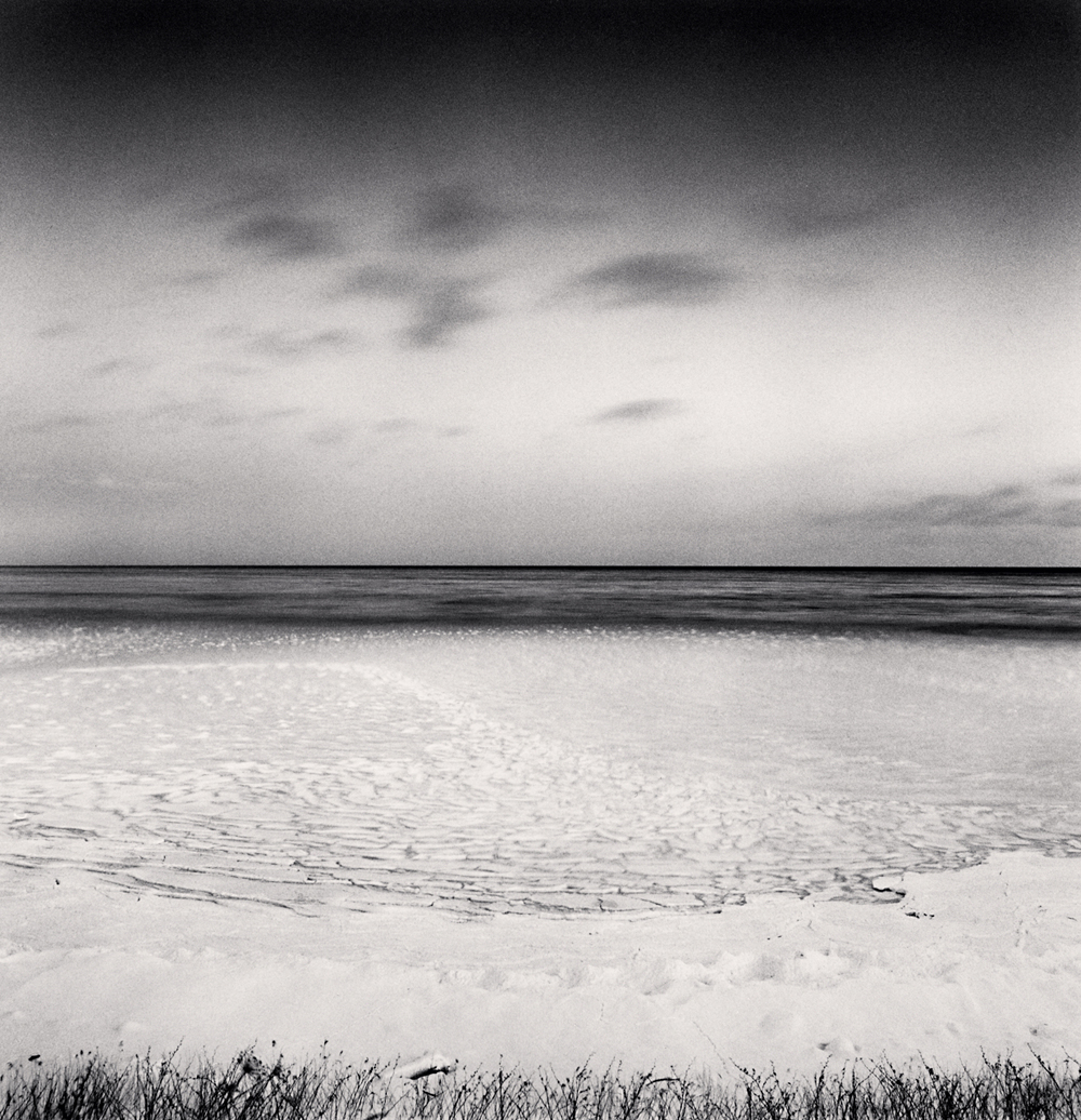 Michael Kenna, Frozen Sea of Okhotsk, Study 6, Oumu, Hokkaido, Japan, 2014