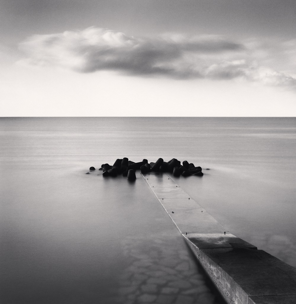 Michael Kenna, Tranquil Morning, Awati Island, Shikoku, Japan, 2002