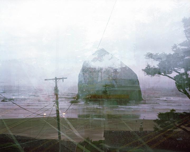 Doug Keyes, Highway 101, Oregon, 2004