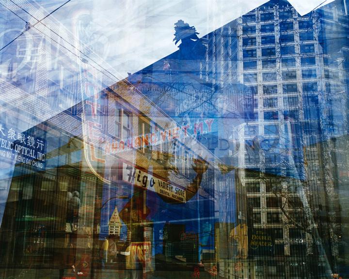 Doug Keyes, International District #2, Seattle, 2003