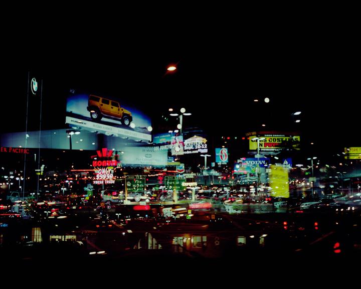 Doug Keyes, Interstate 5 #2, Washington, 2004