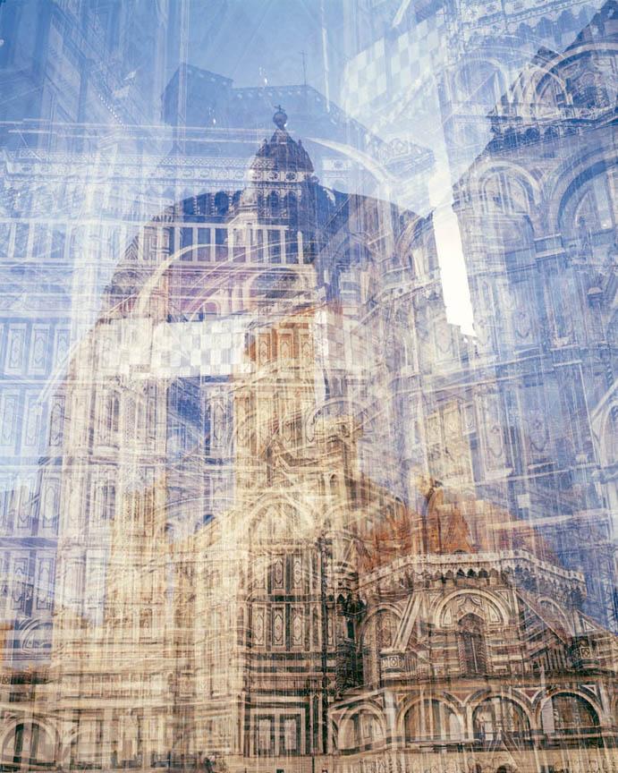 Doug Keyes, Duomo, Florence, 2007