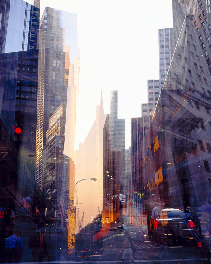 Doug Keyes, Financial District, New York, 2007