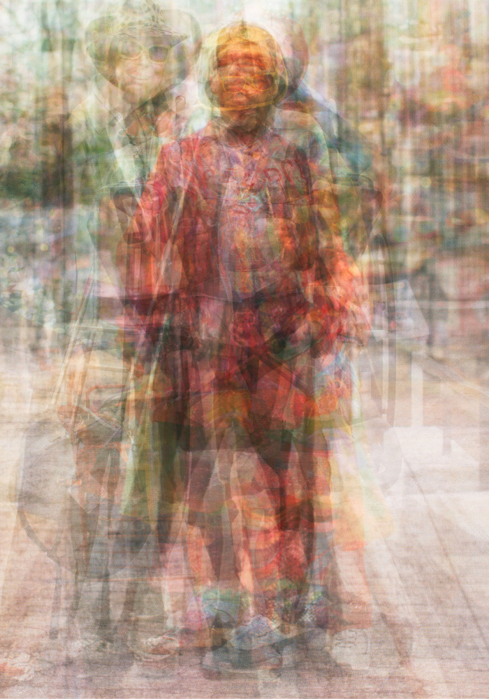 Doug Keyes, Humans of NY, 2014, archival pigment prints, edition of 7, 20 x 14 inches, face mounted to plex, price on request