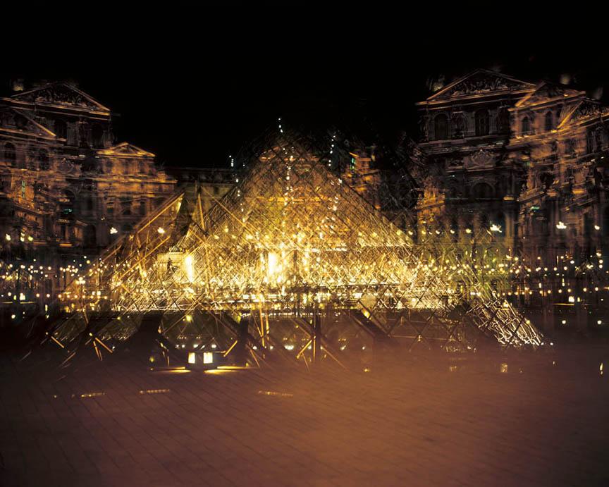 Doug Keyes, Louvre, Paris, 2007