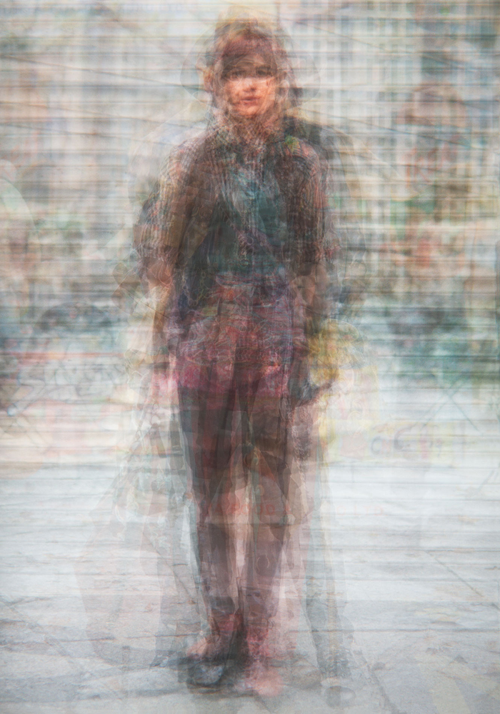 Doug Keyes, Sartorialist, 2012, archival pigment print, edition of 7, 20 x 14 inches, face mounted to plex, price on request