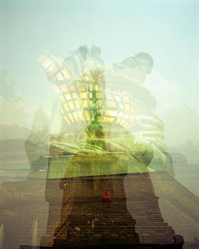 Doug Keyes, Statue of Liberty, New York 2007