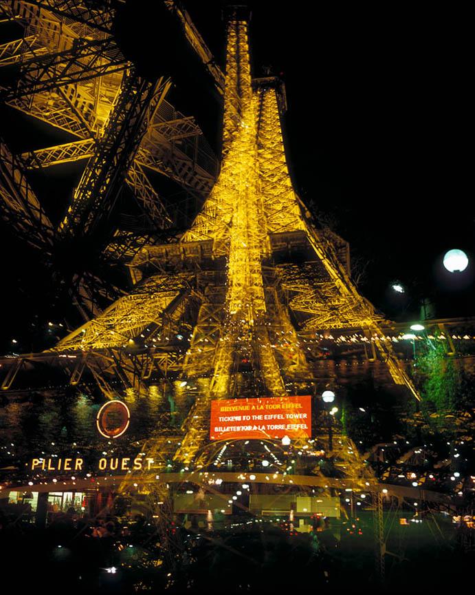 Doug Keyes, Tour Eiffel, Paris, 2007