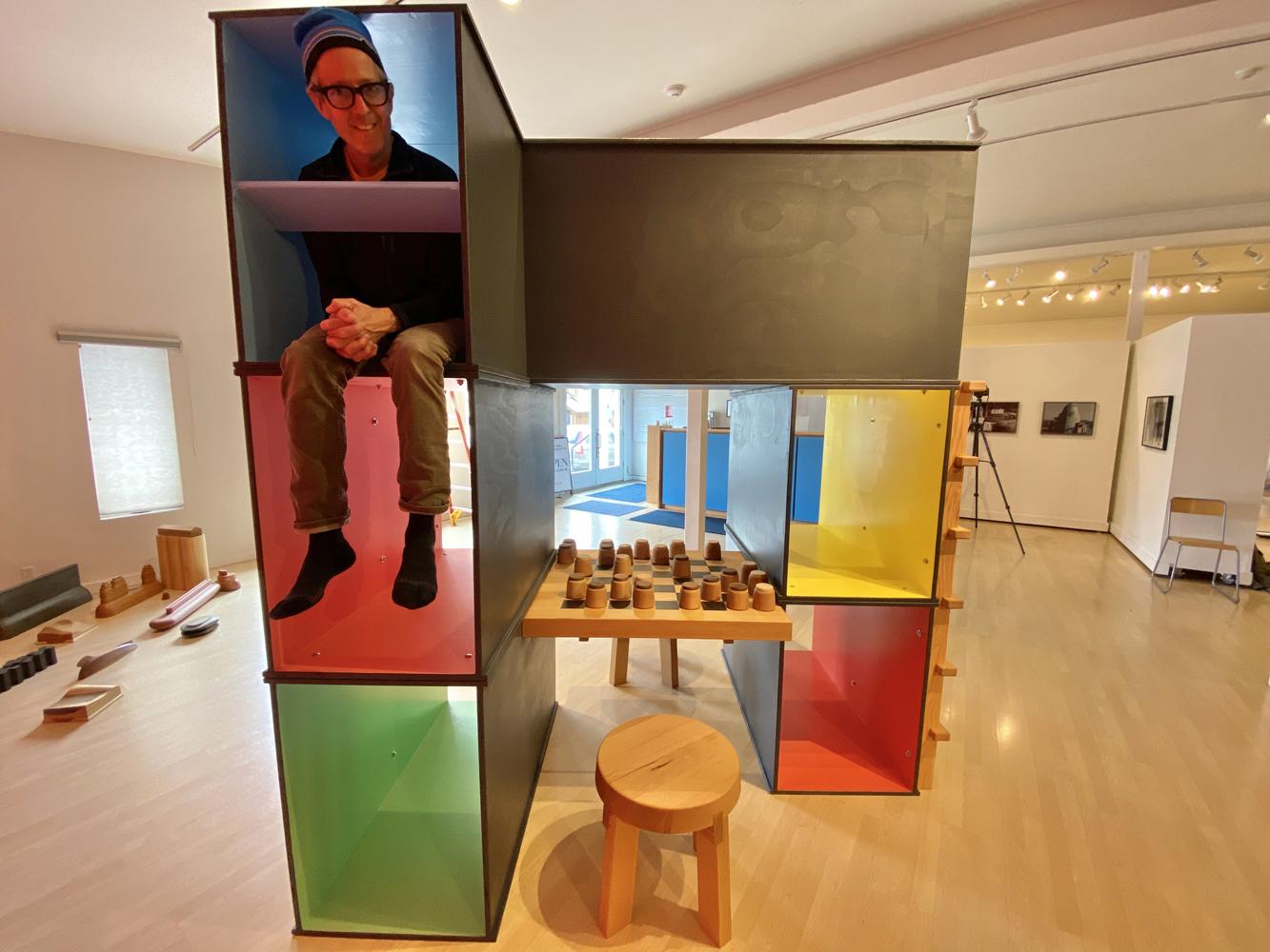 Matt Sellars, Ruta Alternativa, 2020, Sun Vallery Museum of Art