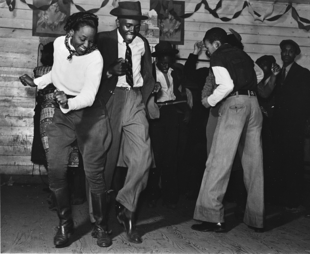 Marion Post Wolcott, Jitterbugging in a Juke Joint, Clarksdale, MS, 1939