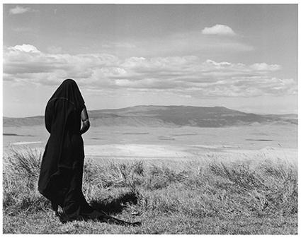 Hector Acebes, Ngorongoro Crater, Tanzania, 1953