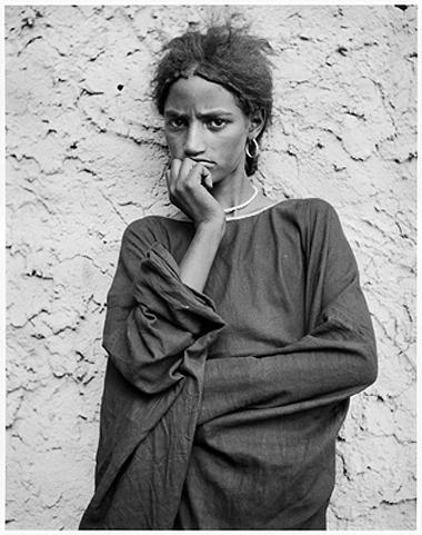 Hector Acebes, Unidentified Girl, Mali, 1949