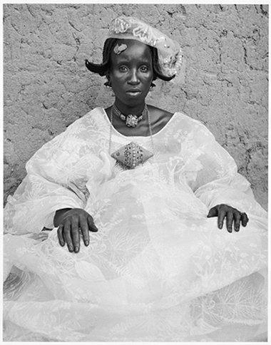 Hector Acebes, Unidentified Woman, Mali, 1953