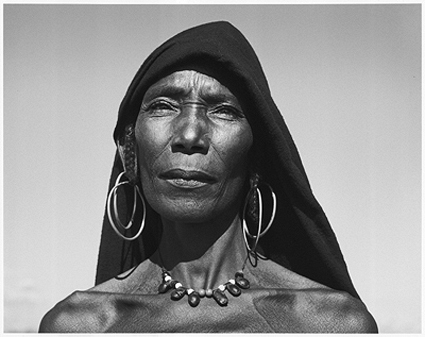 Hector Acebes, Unidentified Woman, Nigeria, 1953
