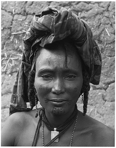 Hector Acebes, Unidentified Woman, Nigeria, 1953