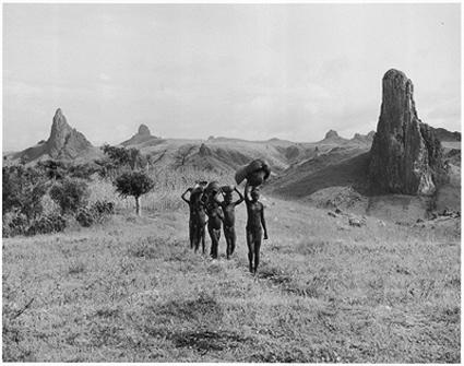 Hector Acebes, Cameroon, 1953