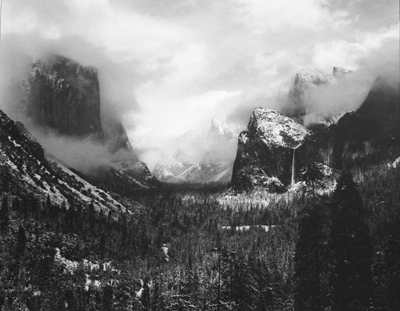 Ansel Adams - Clear