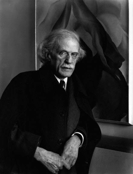 Imogen Cunningham, Alfred Stieglitz, Photographer, 1934