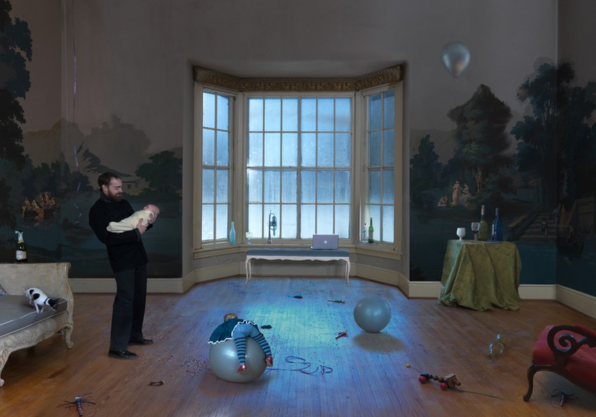 Julie Blackmon, The After-Party, 2010