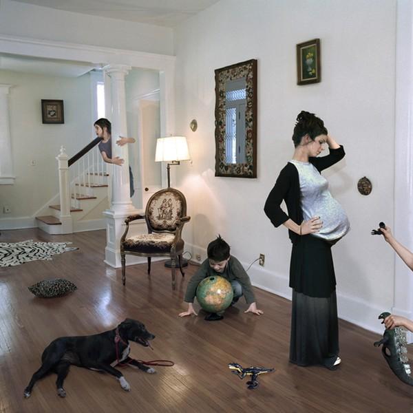 Julie Blackmon, Broken Toy, 2006
