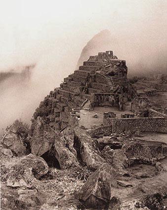 Linda Connor, Machu Picchu, Peru, 1984