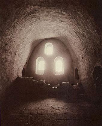 Linda Connor, Coptic Monastery, Egypt, 1989