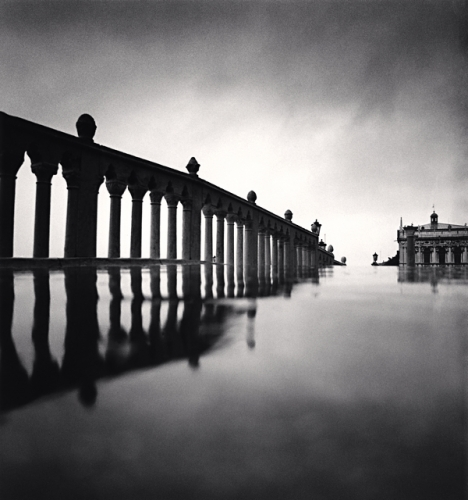Michael Kenna, Acqua Alta Reflection, Venice, Italy, 1987