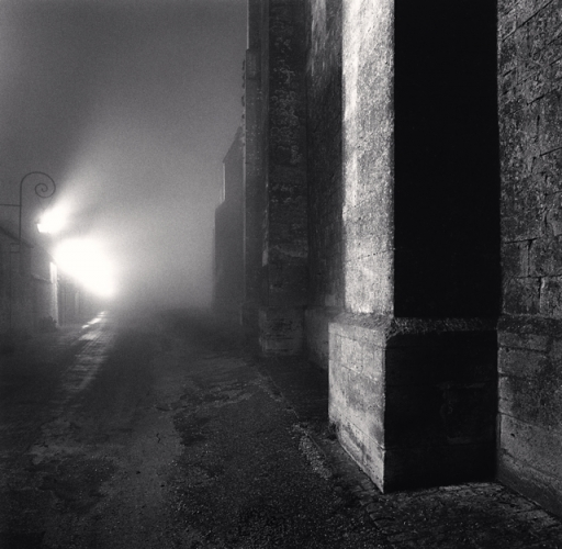 Michael Kenna, Angelus, Vezelay, Burgundy, France, 1993