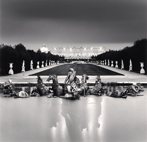 Michael Kenna, Chariot of Apollo, Study 4, Versailles, France, 2009