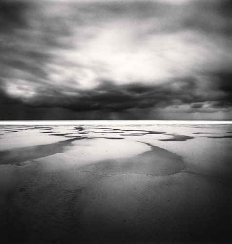 Michael Kenna, Early Morning Storm, Calais, Pas-de-Calais, France, 1998