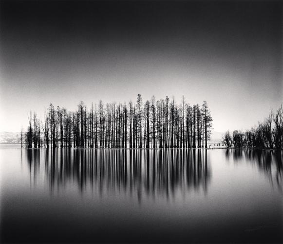 Michael Kenna, Erhai Lake, Study 1, Dali, Yunnan, China, 2013