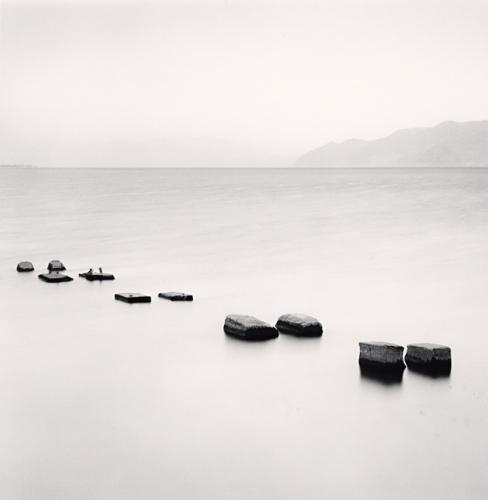 Michael Kenna, Erhai Lake, Study 6, Yunnan, China, 2013
