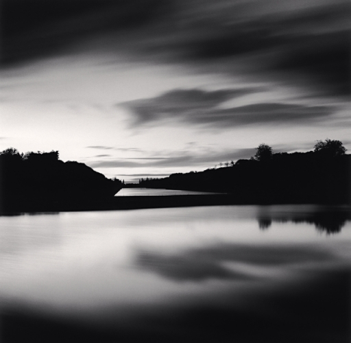 Michael Kenna, Grand Canal, Study 3, Versailles, France, 2009