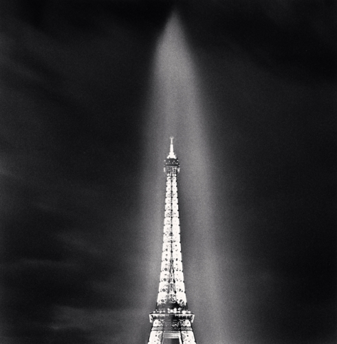 Michael Kenna, Millennium Tower, Paris, France, 1998