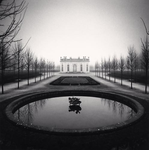 Michael Kenna, Pavillon Francais, Petit Trianon, Versailles, France, 1997