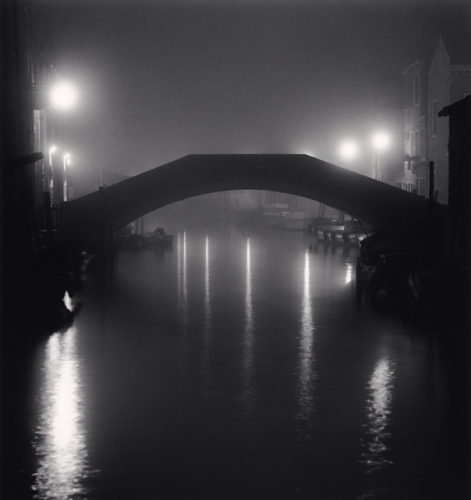 Michael Kenna, Ponte Fondamenta Bonini, Venice, Italy, 2007
