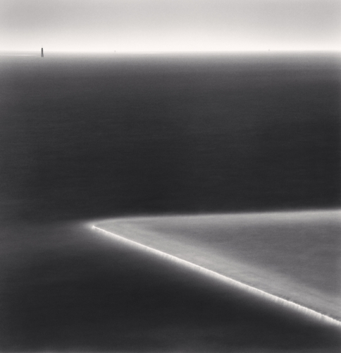 Michael Kenna, Pool Outline, St Malo, France, 2003