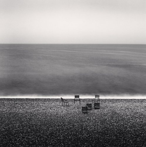 Michael Kenna, Soiree, Beau Rivage, Nice, France, 1996